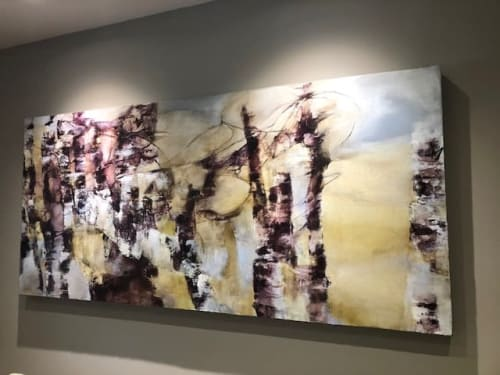 Architecture by Niina Chebry seen at Vancouver, Vancouver - Private painting commission
