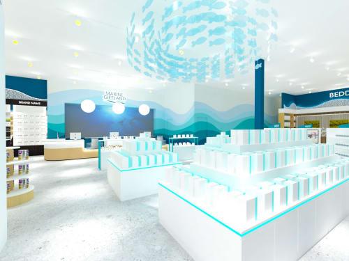 Interior Design by Studio Hiyaku seen at 3 Brisbane Rd, Biggera Waters - Mediland Goldcoast