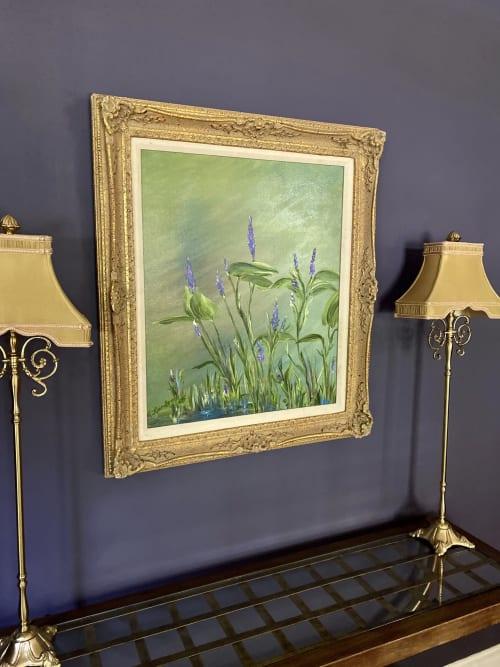 Going Green   Paintings by Marilyn Landers
