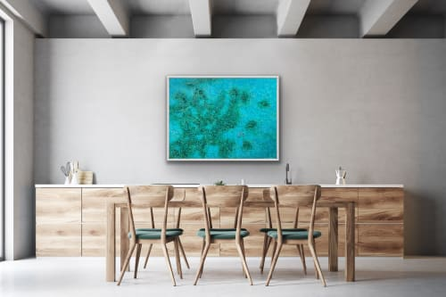 Paintings by Elizabeth Langreiter Art seen at Creator's Studio, Sydney - You are Still the One