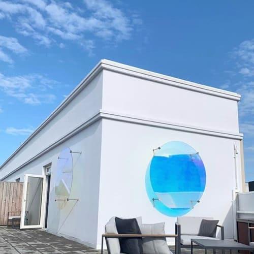 Art & Wall Decor by Thordis Erla Zoega seen at Konsulat Hotel, Reykjavík - Daily shift