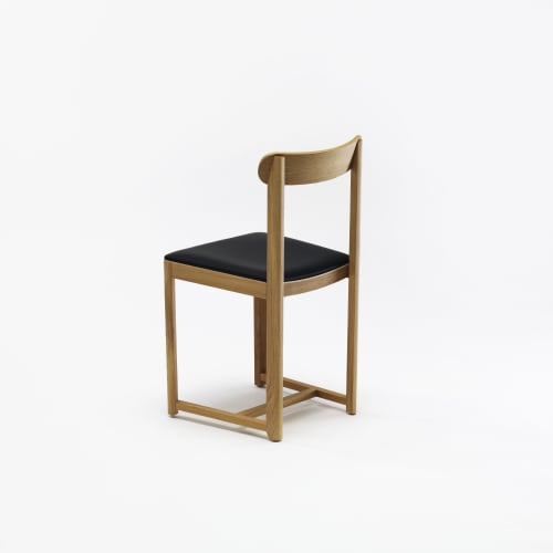 Chairs by Mentsen seen at God Save The Food, Milano - Seleri Chair