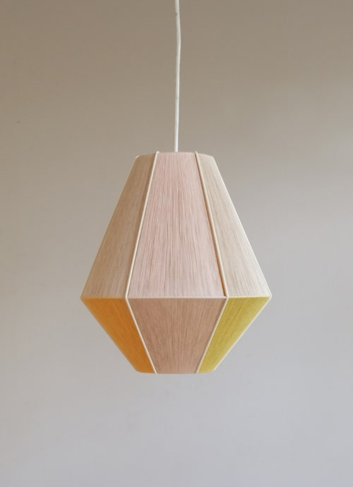 Pendants by Werajane Design seen at Private Residence, Los Angeles - Kaya
