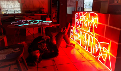 Town Neon LLC (Anika Rivers) - Art and Signage
