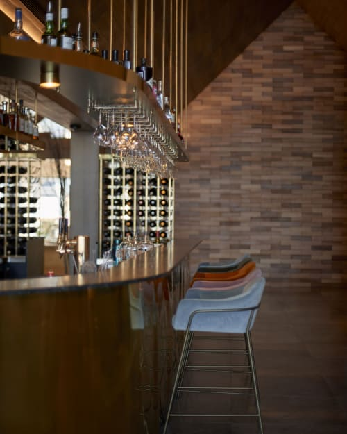 Nest Kitchen and Bar, Restaurants, Interior Design