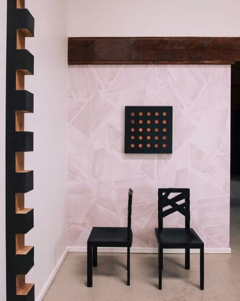 Chairs by Cuffhome at Bradley Duncan Studio, Los Angeles - Remnant Chair