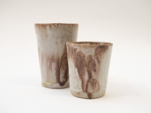 Cups by Laura McCartney seen at Private Residence, Watford - Beaker