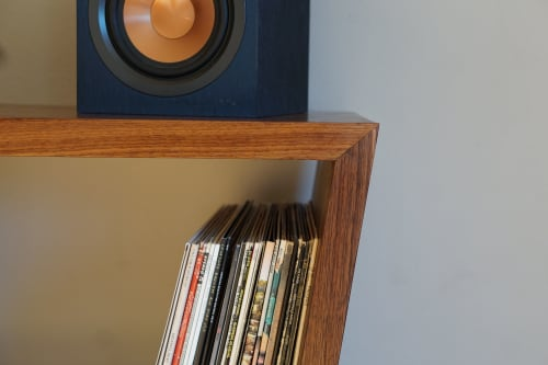 Furniture by Ryan Wells seen at Private Residence, Seattle - Ryda Record Cabniet