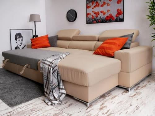 Couches & Sofas by Eldest Ltd. seen at Private Residence, Leicester - Burton 1