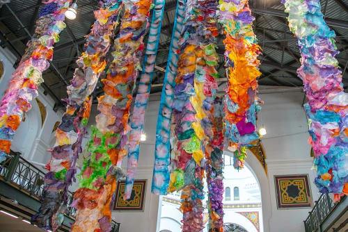 Maya Freelon - Wall Hangings and Sculptures