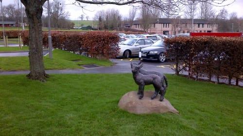 Angela Hunter Sculpture - Public Sculptures and Public Art