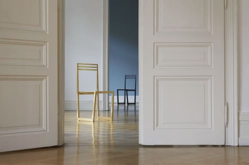 Chairs by VOSDING Industrial Design seen at Private Residence, Cologne - Mµ Chair