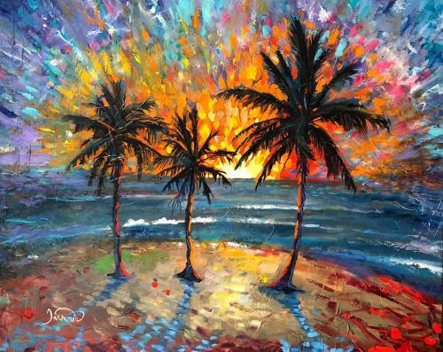 Tarman Art - Paintings and Murals