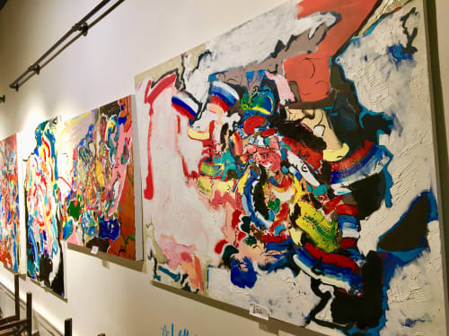 Will Hamilton Art - Paintings and Art