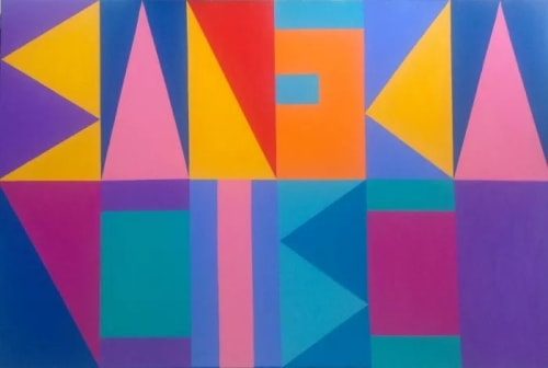 Ron Burkhardt - Paintings and Art