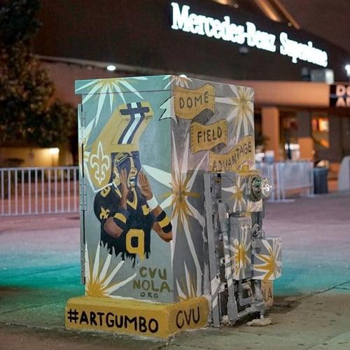 Art Gumbo - Street Murals and Public Art