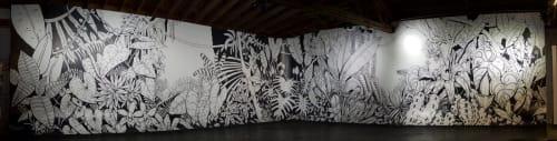 Anjelica Colliard - Murals and Art