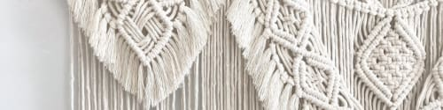 Holm Made Macrame by Angela Holm - Macrame Wall Hanging and Art