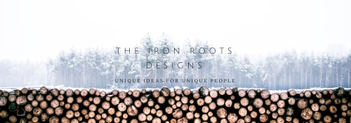 THE IRON ROOTS DESIGNS - Wall Hangings and Tables