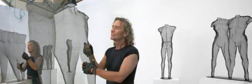 David Begbie MRSS - Sculptures and Art