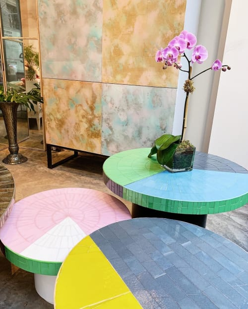 Tables by Ercole seen at Ercole Home, New York - Coffee Table
