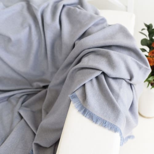 Linens & Bedding by Studio Variously seen at Creator's Studio, Bloomfield Hills - Boro Throw