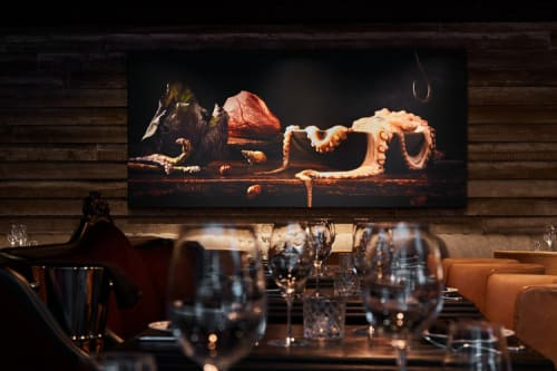 Photography by Jeff Kauck seen at GT Prime Steakhouse, Chicago - Fresh Catch
