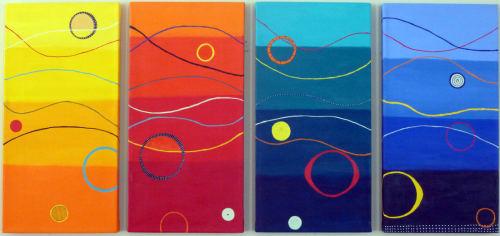 Patricia Gerkin - Paintings and Art