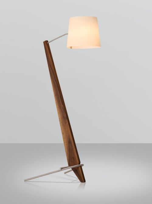 Lamps by Cerno seen at University of California, Davis, Davis - Silva Giant Floor Lamp