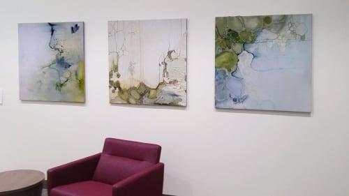 Paintings by Kimberley D'Adamo Green seen at San Rafael, San Rafael - Series of Paintings