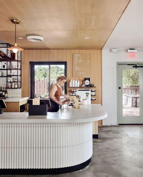 Interior Design by Chioco Design LLC seen at Better Half Coffee & Cocktails, Austin - Architectural Design