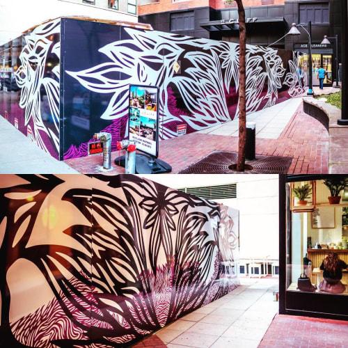 Art & Wall Decor by Marco Gallotta seen at Financial District, New York - Paper-cut Wall Art