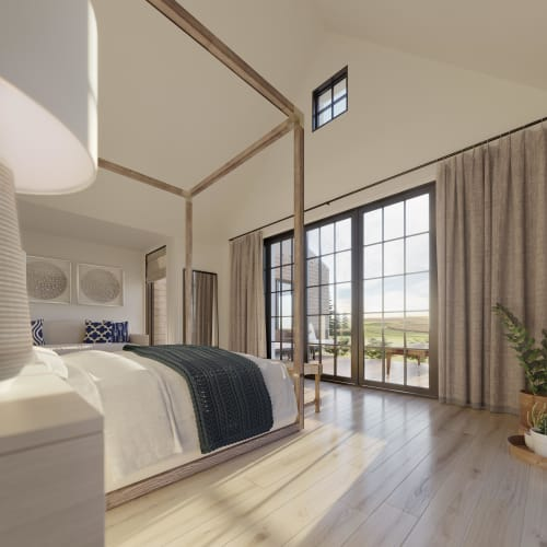 Interior Design by Jill Greaves Design seen at Cabot Cliffs Golf Course, Inverness - Cabot Cliffs Residences