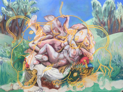 Luisa-Maria MacCormack - Paintings and Art