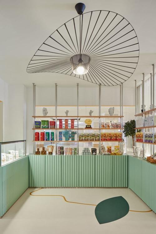 Interior Design by NAKKASH Design Studio seen at Private Residence, Dubai - KOBEYA