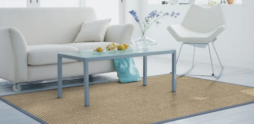 Rugs by Sisal Rugs Direct seen at Private Residence - Surf Santiago Sisal