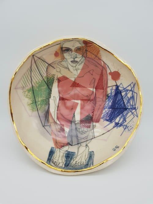 Yurim Gough - Ceramic Plates and Tableware