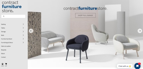 Contract Furniture Store - Chairs and Furniture