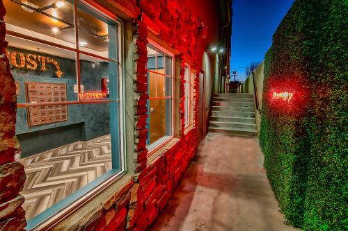 Interior Design by bespoke design, LLC - The Culver Apartments