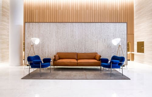 Couches & Sofas by Fogia seen at QuallsBenson LLC, New York - Bollo and Dini