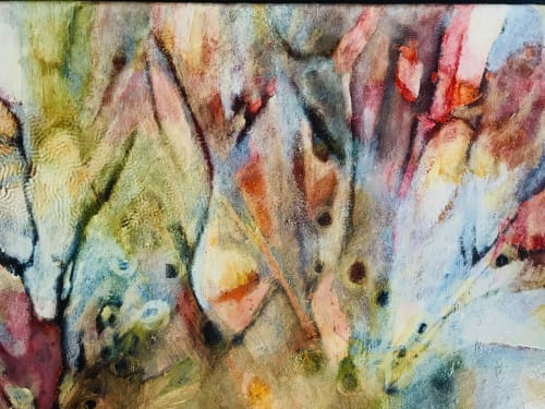 Paintings by Caia Matheson seen at Eastbourne, Eastbourne - Wild Nature