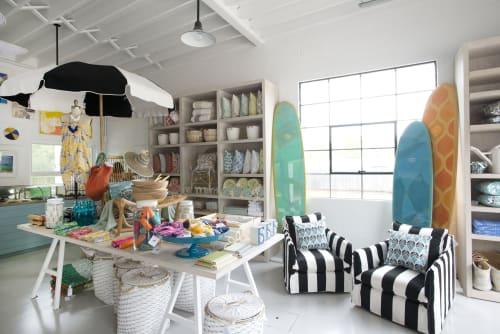 Interior Design by DIRT seen at Serena & Lily Design Shop, East Hampton - Interior Design