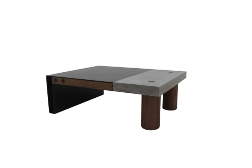 Tables by Stefan Rurak Studio at Paradigm Talent Agency, New York - Paradigm Coffee Table
