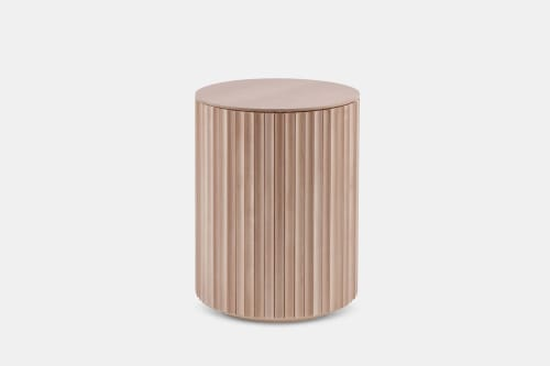 Pilar End Table | Tables by INDO-