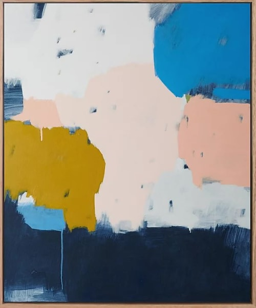 Paintings by Sarah Kelk seen at Private Residence, Melbourne - Assemble