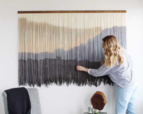 ModernYarn Tapestries - Wall Hangings and Art