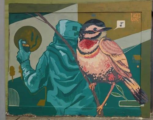 FIASCO - Art and Street Murals