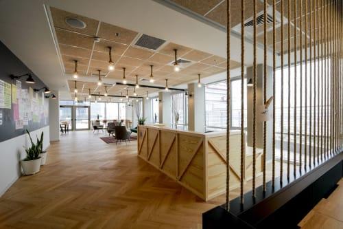 Interior Design by SHIRLI ZAMIR DESIGN STUDIO seen at Private Residence, Bnei Brak - AMPERSAND