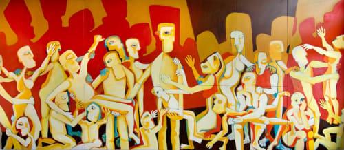 Sorin Bica - Art and Street Murals