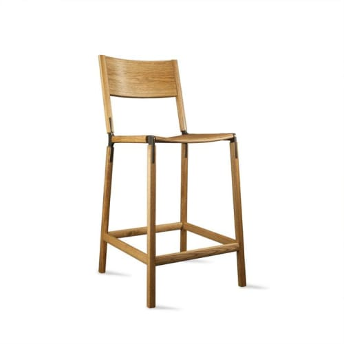 Linden Counter Stool | Chairs by Fyrn